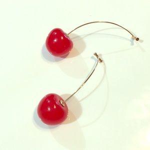Earrings Cherry 🍒